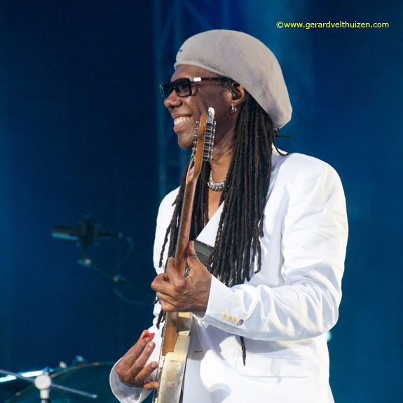 1 Nile Rodgers & Chic (1.3)
